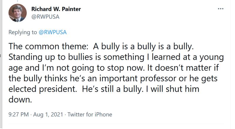 Painter bully
